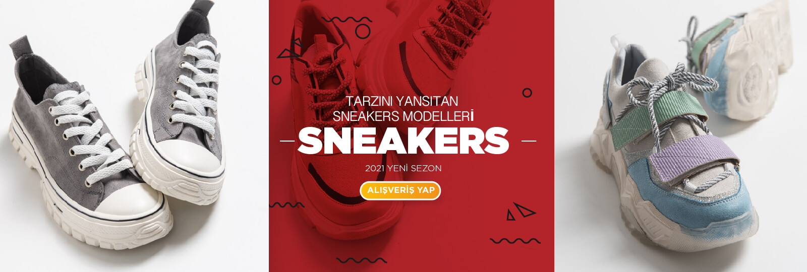 sneakers - new